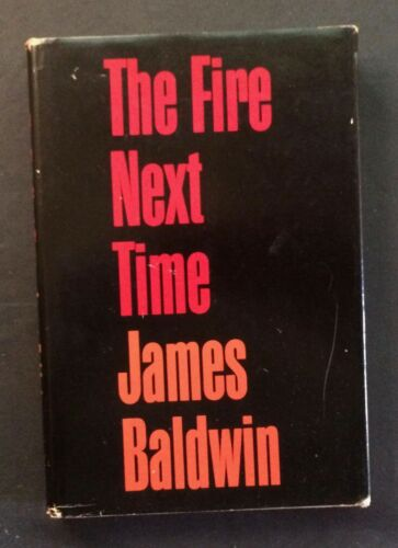 James Baldwin The Fire Next Time HBDJ Dial 1963 1st 1st Dial African American
