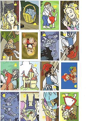 REAL, Märchenhafter Sammelspaß, Sammelbilder, Klebebilder, Sticker, neu