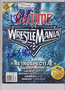 Chris Benoit Autograph
