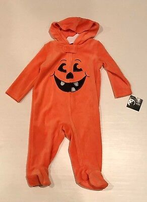 Holiday Editions Newborn Pumpkin Costume 0-3M NEW Halloween 0 3 Months - 0-3 Month Pumpkin Halloween Costumes