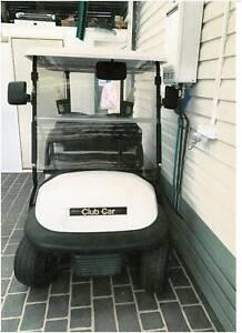Electric Culb Car Golf Cart & Tilt Trailer