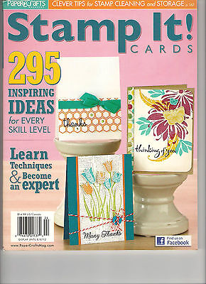 Paper Crafts STAMP IT! CARDS 295 Inspiring Ideas Card Designs Make own Greeting](Paper Crafts Ideas)