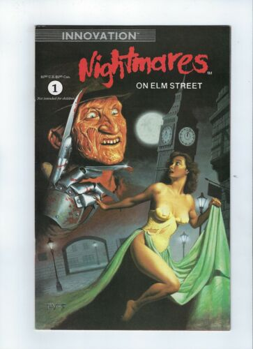 Nightmares on Elm Street 1 4 Innovation