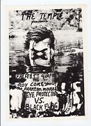 Black Flag Punk