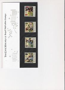 1992 ROYAL MAIL PRESENTATION PACK THE CIVIL WAR 1642-51