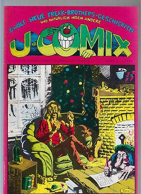 U-Comix UPN-Volksverlag Raymond Martin Nr. 8 - 1973 1.Serie