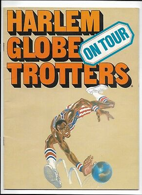 Harlem Globe Trotters on Tour -1978 - Curley Neal - Marques Haynes - Fun to View