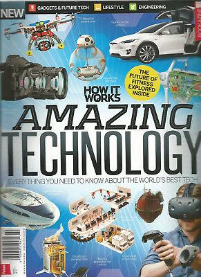 How It Works Magazine  010  2018  Amazing Technology