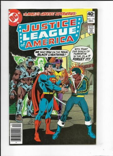 Justice League of America #173 (1979) High Grade NM 9.4