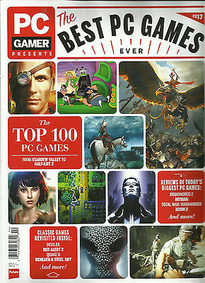 PC GAMER PRESENT  THE BEST PC GAMES EVER  ISSUE, 2017   SPECIAL, 14  THE TOP (The Best Gaming Pc Ever)