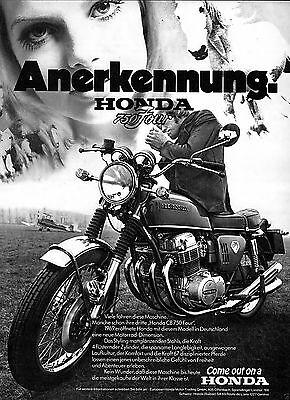 Werbung Orginal Deutschland 1969