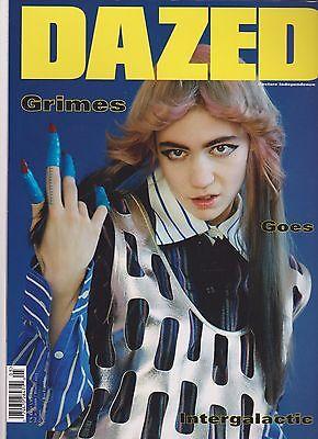 DAZED & CONFUSED Magazine AUTUMN/WINTER 2015, GRIMES GOES INTERGALACTIC.