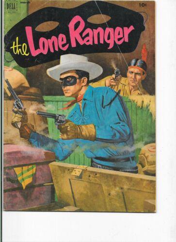 The Lone Ranger  #45