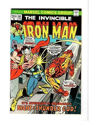 Invincible Iron Man 66 Iron Man VS Thor! See Pics! (Ironman Vs Thor)