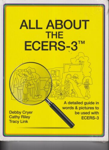 All About The ECERS-3: A Detailed Guide In Words & Pictures Paperback UNUSED