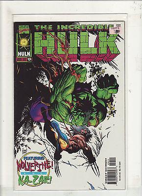Incredible Hulk #454 vf/nm