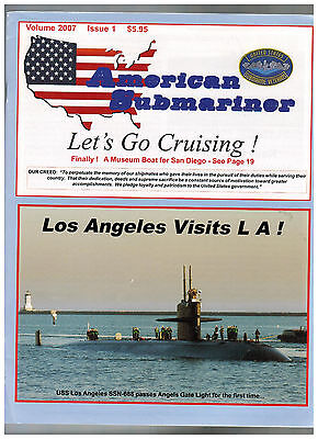 American Submariner Magazine For Us Submarine Veterans  1   2007