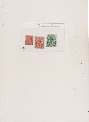 MALTA  STAMPS HINGED LOT 31