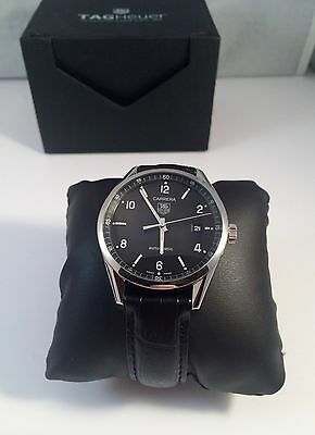 Mens Tag Heuer Carrera Calibre 5 Automatic Mens Watch Excellent Condition