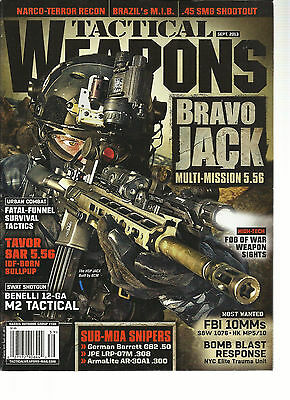 Tactical Weapons  September  2013     Bravo Jack Multi Mission 5 56