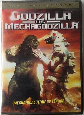 Godzilla Vs. Mechagodzilla (DVD, 2004)