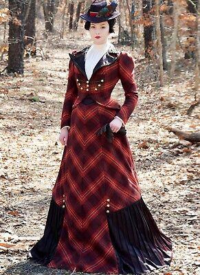 M7732 Mccall 'S 7732 Schnittmuster Misses' Viktorianisch Kostüm Jacke Rock