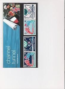 1994 ROYAL MAIL PRESENTATION PACK CHANNEL TUNNEL