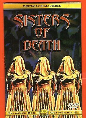 Halloween Murder Mysteries (SISTERS OF DEATH DVD Russian Roulette At Halloween Murder Mystery Free)