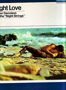 Night Love disque Vinyle - homer dennison and the night strings - 33 tours - France - État : Occasion: Objet ayant été utilisé. Consulter la description du vendeur pour avoir plus de détails sur les éventuelles imperfections. ... Vitesse: 33 tours Format: LP - France