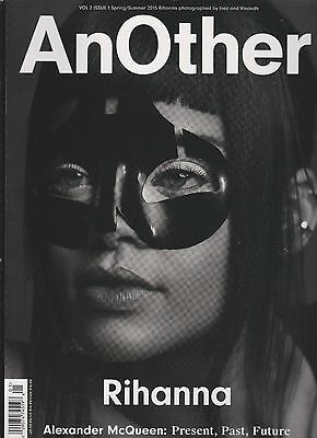 AnOther Magazine SPRING/SUMMER 2015, Sexy RIHANNA, Hot LANA Del REY,Lea Seydoux.