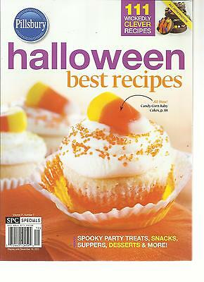 PILLSBURY, VOLUME, 21  NO, 7 (HALLOWEEN BEST RECIPES )11 WICKEDLY CLEVER RECIPES - Best Halloween Recipes