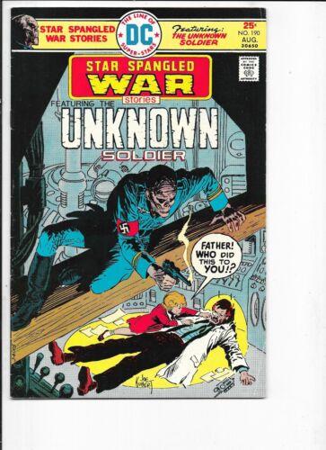 Star Spangled War Stories  #190