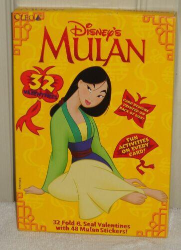 #9895 Cleo Inc Vintage Disney Mulan Children
