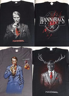 Hannibal Lecter Nbc Tv Show T Shirt