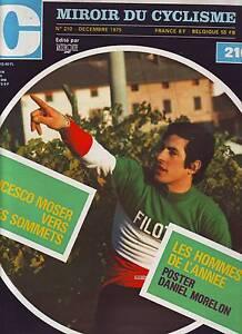 1975 miroir du cyclisme n 210 moser les hommes de l 39 annee for Miroir du cyclisme