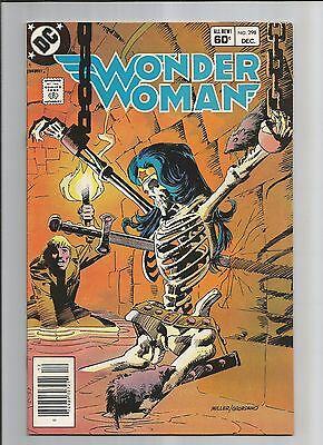 WONDER WOMAN #298 NM- NEAR MINT-  BRONZE AGE DC  COMIC 1982