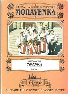 Blasmusiknoten Tenorka / Polka - <span itemprop=availableAtOrFrom>Bad Ischl, Österreich</span> - Blasmusiknoten Tenorka / Polka - Bad Ischl, Österreich