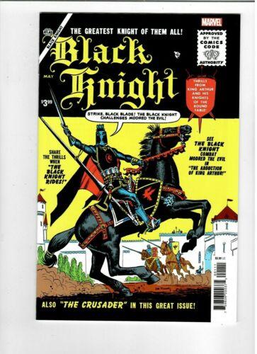 Black Night No.1 Facsimile Edition April 2021 Atlas/Marvel in NM-