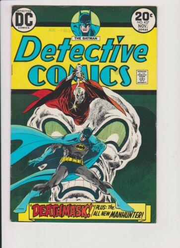 Detective Comics #437 (DC)    Approx VG+ (4.5)