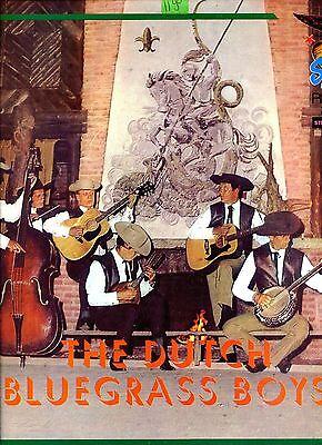 THE DUTCH BLUEGRASS BOYS same HOLLAND EX LP 60'S RELAX RECORDS