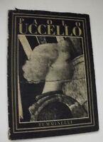 Mary Pittaluga Paolo Uccello /quaderni D'arte 10 Tumminelli 1946 -  - ebay.it