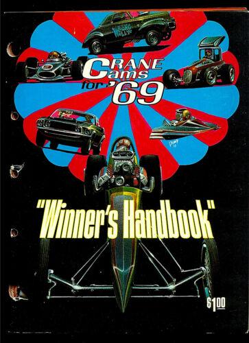 1969 Crane Cams Winner