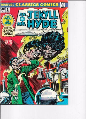 Marvel Classics Comics  #1