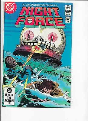 Night Force  #3 for sale  Shipping to South Africa