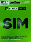 Simple Mobile Sim Card 3G