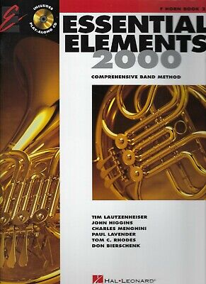 Instruction Books, Cds & Video Musical Instruments & Gear Hal Leonard Essential Elements Book 2 Trombone Vivid And Great In Style