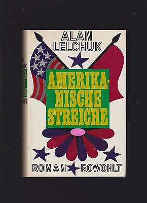 Amerikanische Streiche : Roman. Dt. von Jürgen Abel u. Klaus Birkenhauer