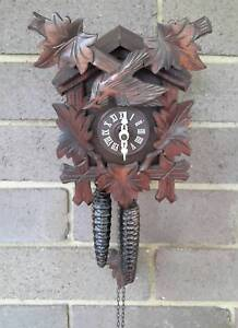 Cuckoo clock, Black Forest Flynn Belconnen Area Preview