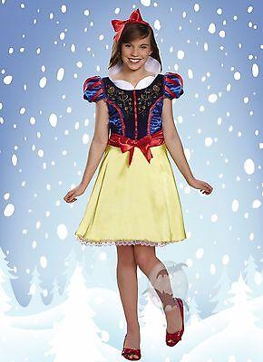 Tween Snow White Costume (New Disney Snow White Princess Tween Halloween)
