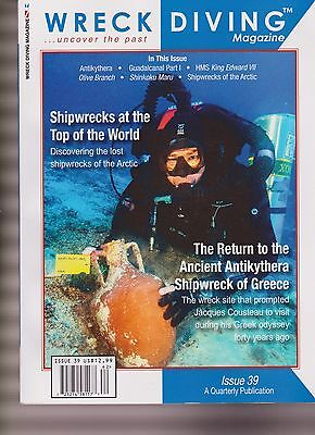WRECK DIVING MAGAZINE #39 2016.